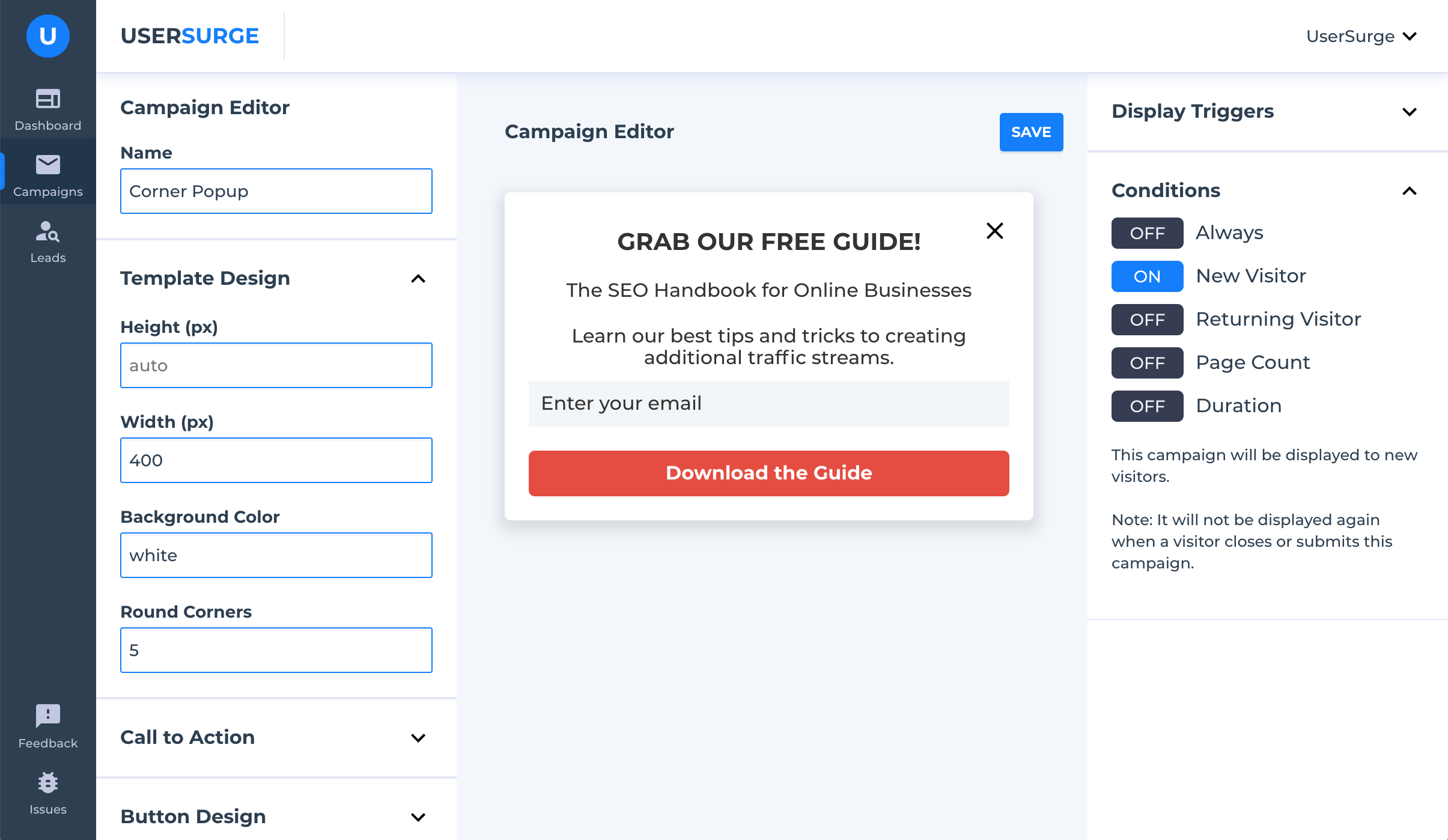 The easiest way to build lead generation forms
